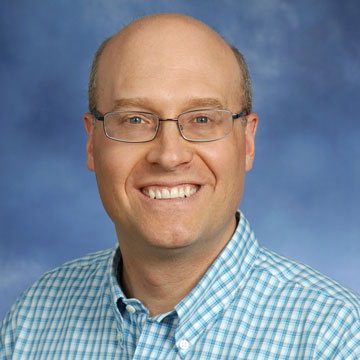 Pastor Brent Kipfer
